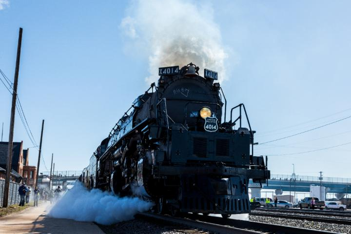 Medium | Big Boy No. 4014 - Cheyenne, WY - May 2019
