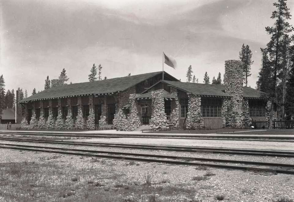 West Yellowstone Dining Hall